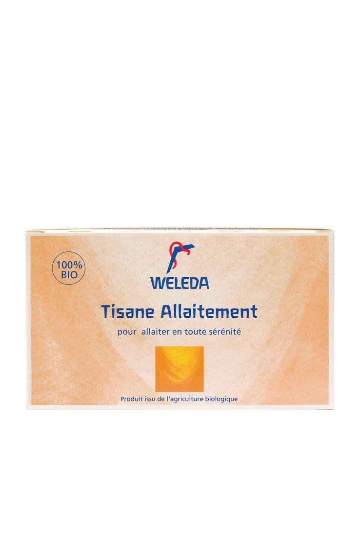 Weleda - Tisane allaitement 100% biologique / 100% biological nursing tisane