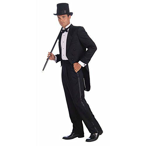 Mens Vintage Hollywood Mans Tuxedo Halloween Costume  Adult Size Most Viewed >>> Details can be found by clicking on the image.