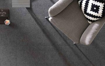 Коллекция керамогранита Twist от итальянского бренда Novabell – настоящий образец высокой моды Haute couture. Серия выполнена с эффектом ткани, который способен придать интерьеру необыкновенный уют. Так и хочется дотронуться к такой поверхности. Базовая плитка в формате 80х80 см предложена с элегантной матовой текстурой в четырех оттенках: pearl, shark, sand, ecru.    Приобрести напольный керамогранит Twist от Novabell можно в магазинах АГРОМАТ.
