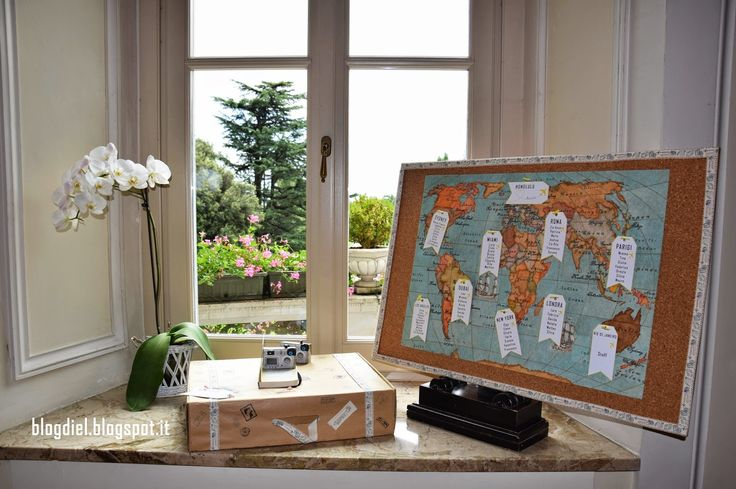 travel tableau de mariage Blogdiel.blogspot.it