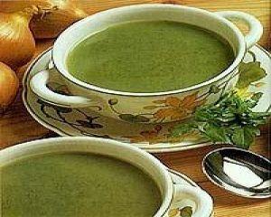 Aprenda a preparar a receita de Sopa de ervilha