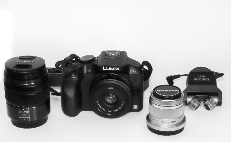 nice What´s in my Bag? Womit ich fotografiere.