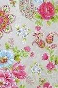 PiP Flowers in the Mix Khaki wallpaper | PiP Studio ©