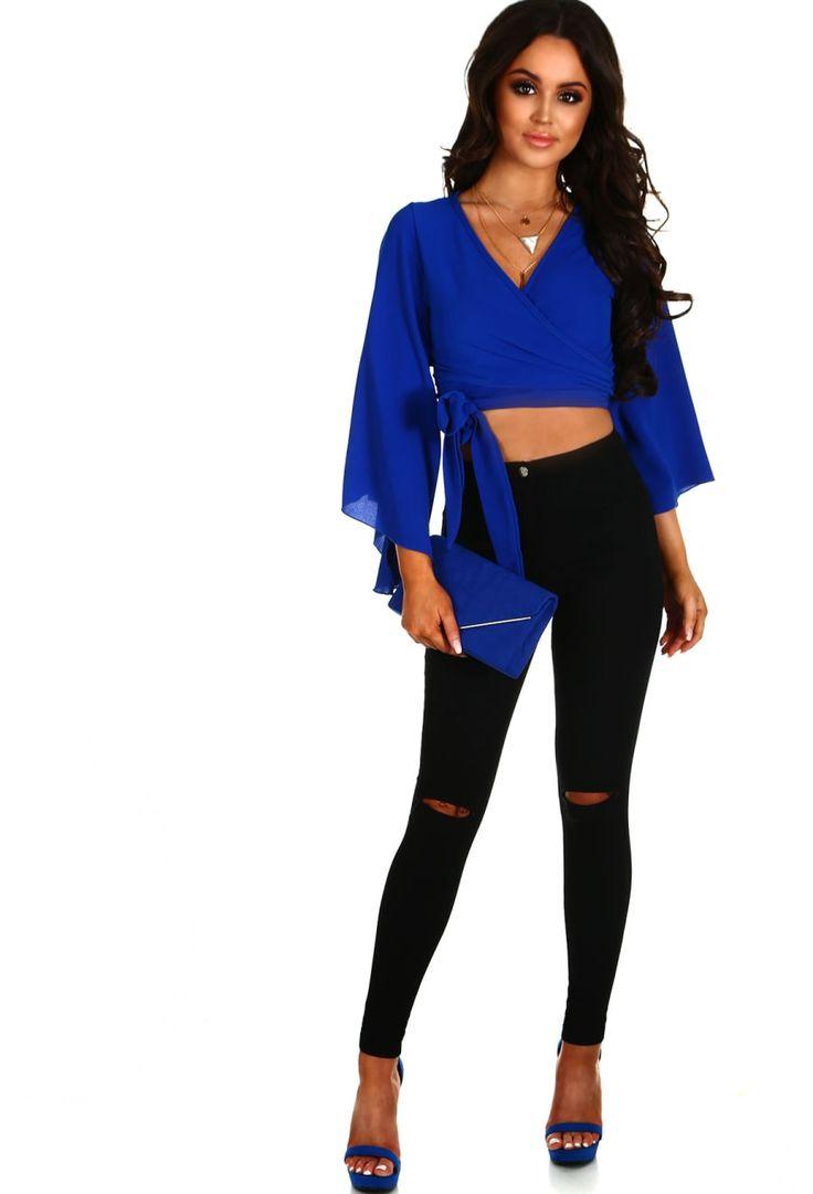 Hustling Black Rip Knee Skinny Jeggings | Pink Boutique