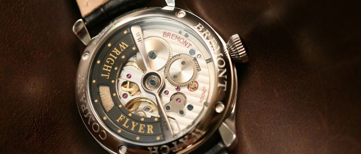 Bremont Wright Flyer limited edition watch