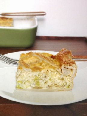 Pastel de puerros http://www.pinterest.com/choclanvazquez/recetas-empanadaspizzas-y-quich%C3%A9s/