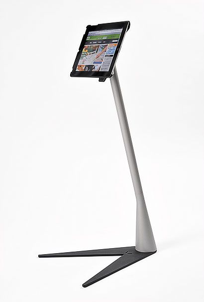 IPEVO Perch Sofa/Side Stand For New iPad and iPad 2 Unboxing Review @Ipevo