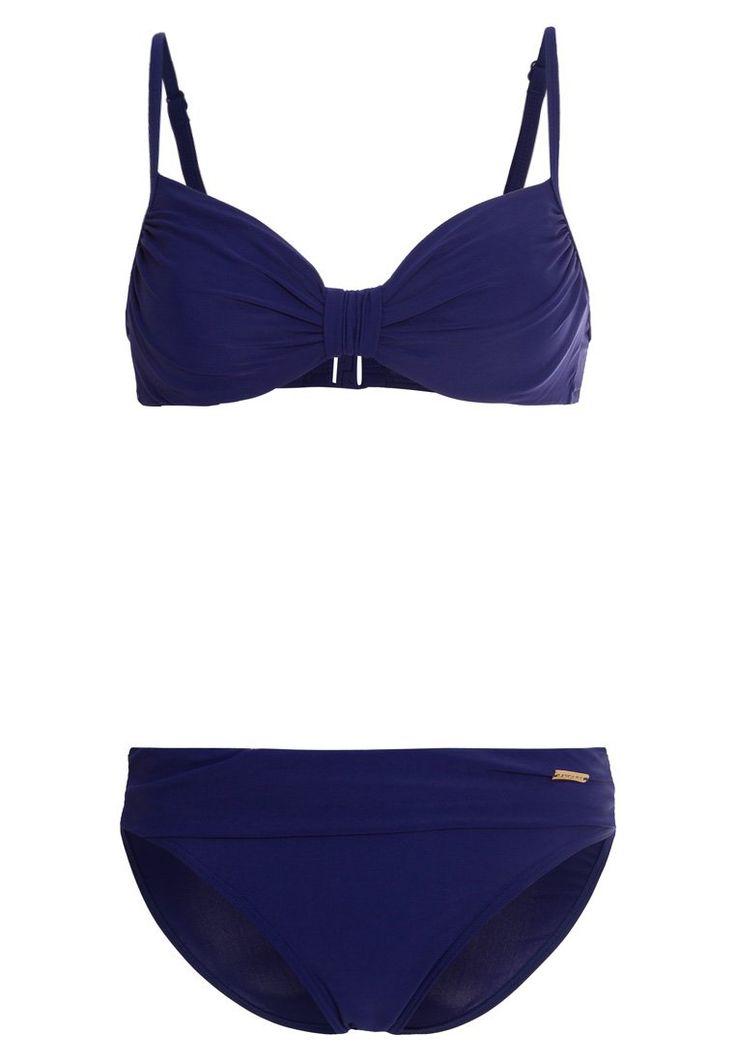 LASCANA SAPHIR Bikini blue Bekleidung bei Zalando.de | Material ...