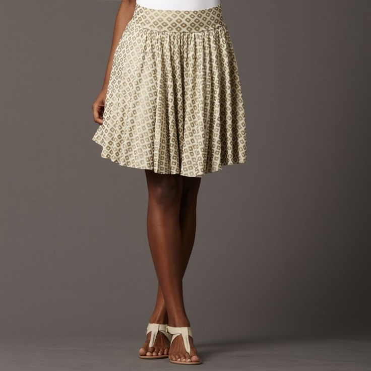 fossil skirt