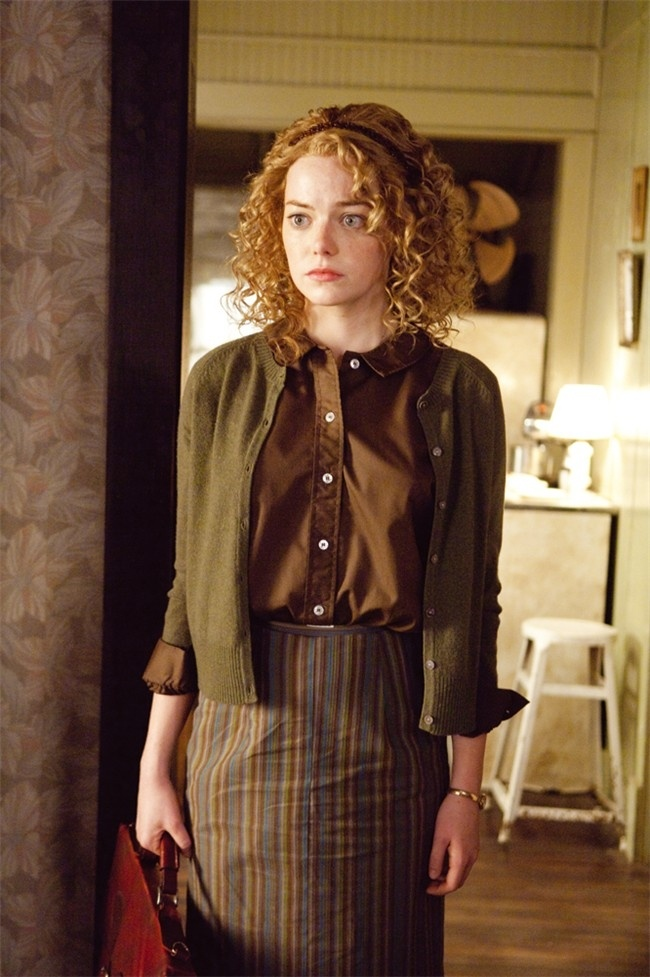 Criadas y Señoras: vestuario de Skeeter Phelan (Emma Stone)