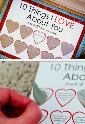 DIY Scratch-off Valentine Card   DIY Valentines Cards for Kids to Make