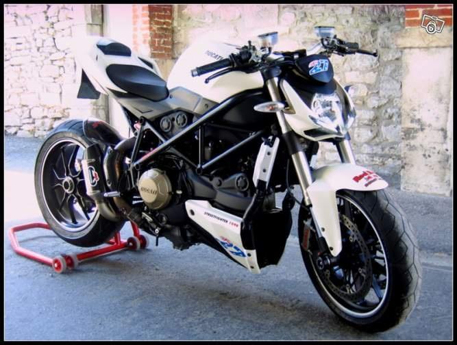 Ducati Streetfighter   Nice Custom!!!