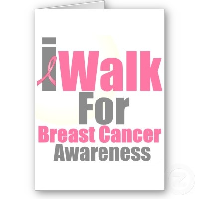 Pity, that Walk for life for breast cancer very
