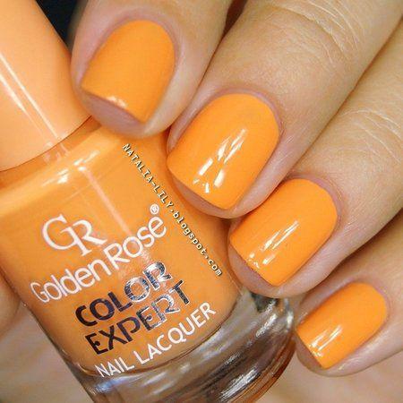 GOLDEN ROSE Color Expert nr 70 #spring #summer #polish #nails #nailart - bellashoot.com & bellashoot iPhone & iPad app