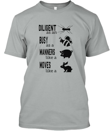 """""""Moves like a rabbit"""" Shirt 