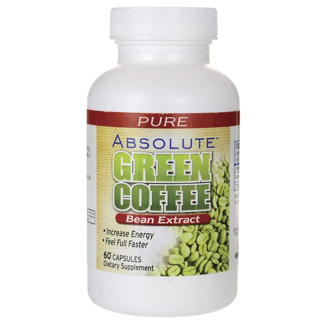 Green Coffee Bean Extract, 60 Caps AED252.00