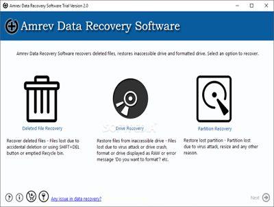 Windows işletim sistemleri için hazırlanmış olan Amrev Data Recovery Full programı kullanımı son derece kolay ve güvenilir bir veri kurtarma programıdır. Bilgisayarınızda yanlışlıkla sildiğiniz veya virüs sonucu silinmiş olan dosyalarınızı yapacağınız kapsamlı bir tarama ve analiz sonrası tekrar geri getirebilirsiniz.