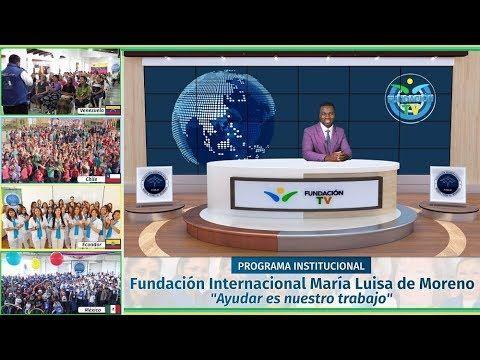 Vea en esta emisión la brigada de salud y ayuda humanitaria que la Dra. María Luisa Piraquive ha entregado en venezuela;  el proyecto de integración e interculturalidad realizado en Santiago de Chile; la graduación de un grupo de mujeres cabeza de hogar como artesanas de la belleza en Ecuador; la gran jornada de inclusión social para personas con discapacidad realizada en México;  la brigada de salud realizada en uribe • meta con las Fuerzas Militares de Colombia y como se hizo realidad el…