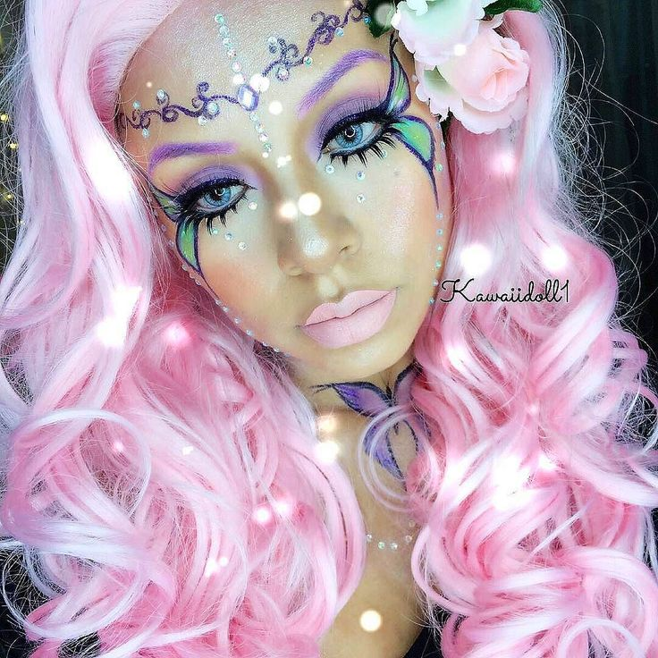 Cant stop looking at this Ethereal butterfly beauty from @kawaiidoll1.. Mesmerizing! Running to grab our face painting kits and glitter gels  #halloweenmakeupideas #halloweenmakeup #cosplaymakeup #cosplay #creativemakeup #butterflymakeup #princessmakeup #sopretty #makeupartist #makeupblogger #desioeyes #wakeupandmakeup #makeupaddict #universodamaquiagem_oficial #graftobian #snazaroo #facepaint #kawaii #thesfxstore