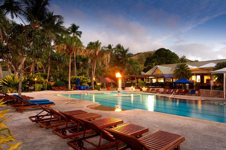 The Fiji Hideaway Resort & Spa - Beachfront Holiday Resort, Fiji-- take me back!!!