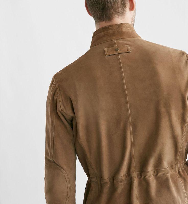 Les 10 meilleures images du tableau veste en daim homme sur pinterest hommes veste en daim - Comment nettoyer une veste en daim ...