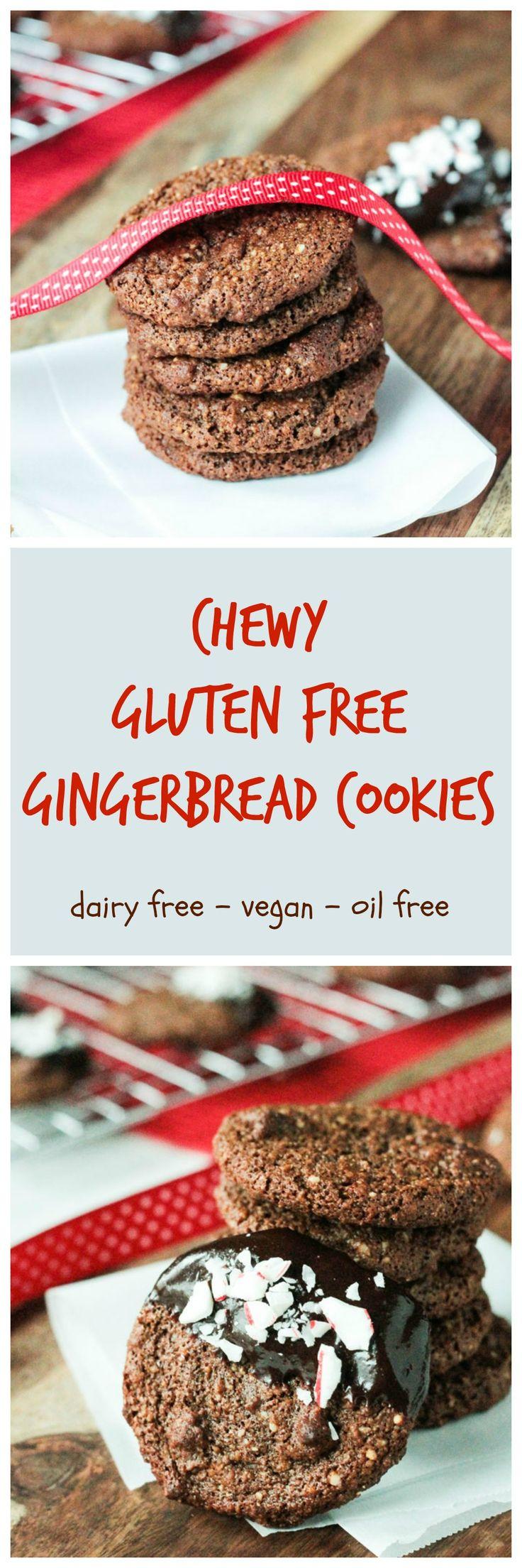 ... Vegan treats, Vegan gingerbread cookies and Gluten free gingerbread