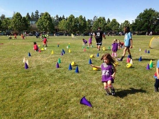 Soccer, Pre-Soccer San Jose, California  #Kids #Events