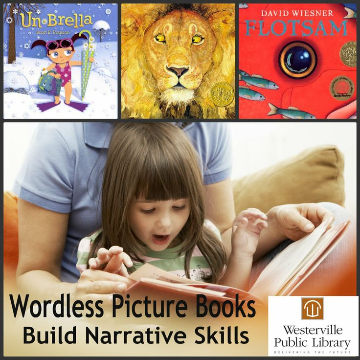 Get ready to read! Tips for reading wordless picture books with your child and reading suggestions--build those pre-reading skills!
