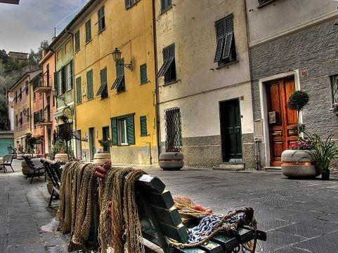 Cavi di Lavagna, Liguria