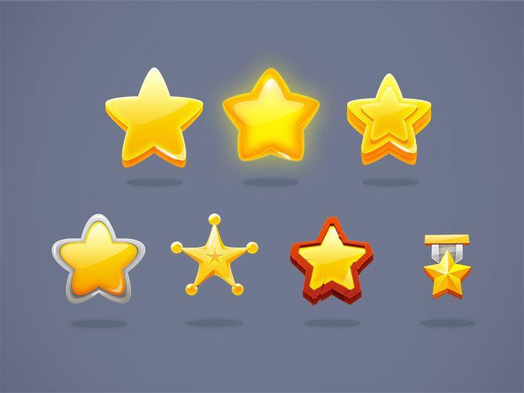 https://dribbble.com/shots/2010241-Game-Stars?list=shots&sort=popular&timeframe=now&offset=50