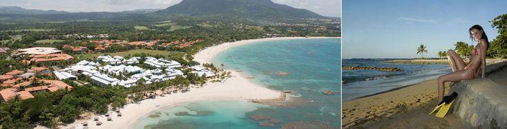 Der Strand Playa Dorada - Puerto Plata - Nordküste Dominikanische Republik