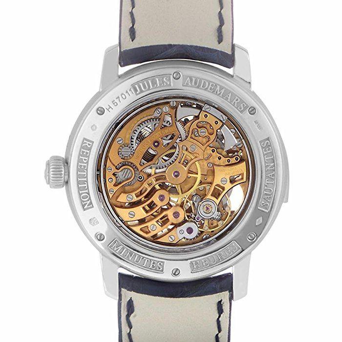 Audemars Piguet Jules Grand Complications mechanical-hand-wind mens Watch (Certified Pre-owned)
