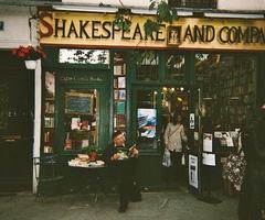 shakespeare & co!!