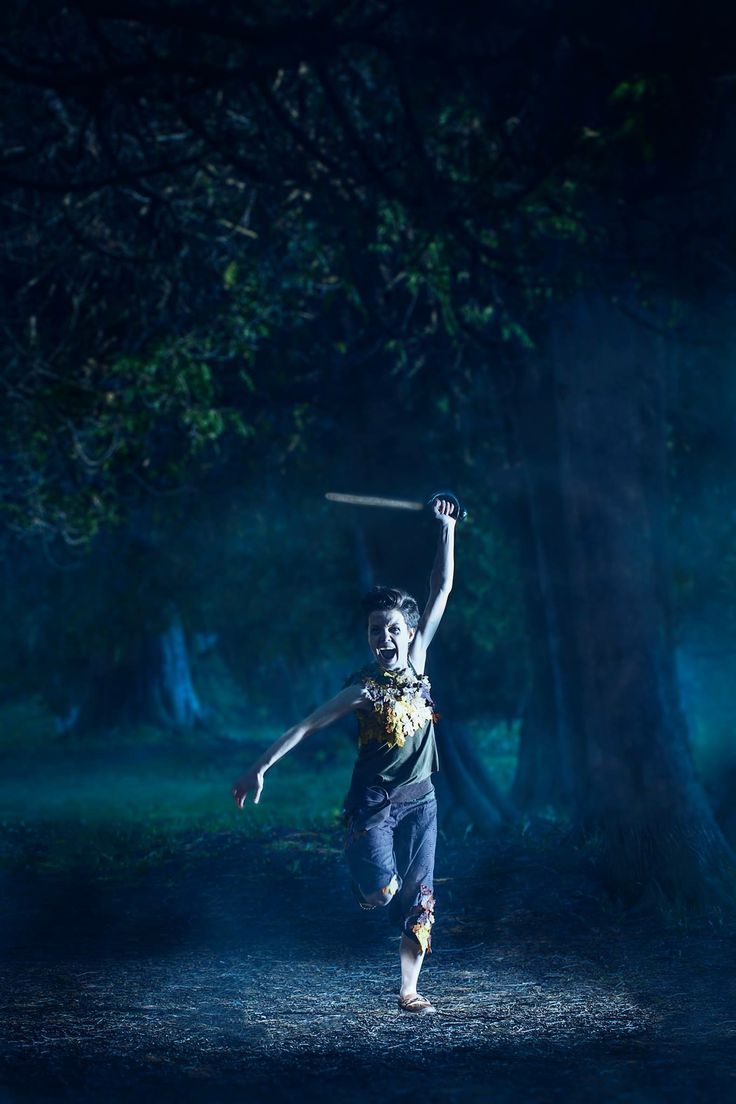 Peter Pan  B. E. McGowan Photography Design by Cassandra (cosplay)