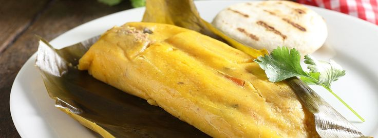 Peruvian tamales one of the most traditional dishes of Peruvian cuisine, people enjoy them for breakfast served with salsa criolla and french bread rolls.