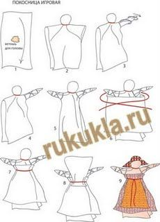 shishkina: Покосница и подарки.