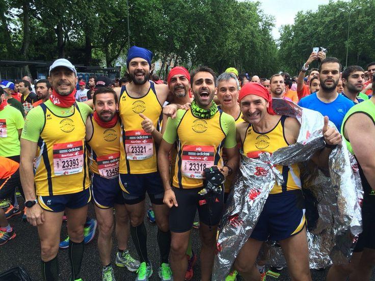 Rock and Roll Madrid Half Marathon 2015