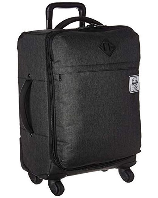 e5706d6b3c44 Herschel Supply Co. - Black Highland Small (frog Camo) Luggage for Men -  Lyst