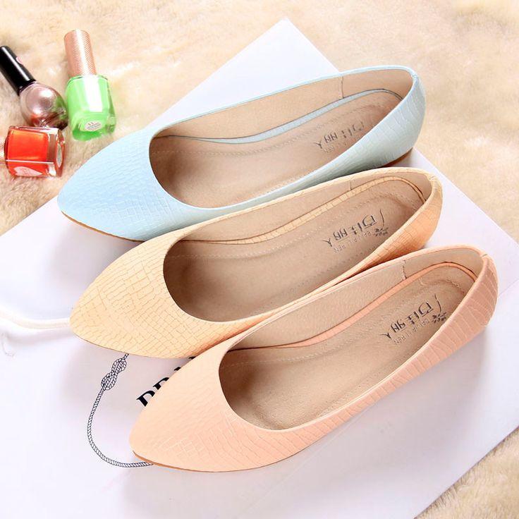 2015 основные женщины квартиры острым носом бренд плоские ботинки платья женщин женской обуви мягкая корова мышечные подошвы, принадлежащий категории Обувь на плоской подошве и относящийся к Обувь на сайте AliExpress.com | Alibaba Group