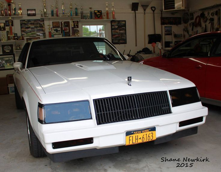 All sizes | Buick Regal Turbo T in USA | Flickr - Photo Sharing!