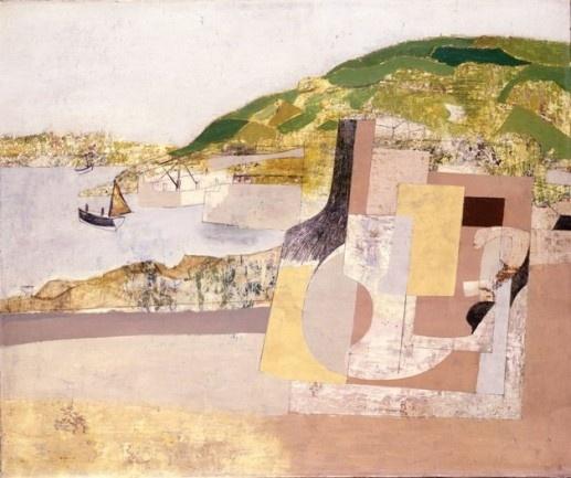 NOVEMBER 11-47 (MOUSEHOLE) 1947 Ben Nicholson (1894 − 1982)