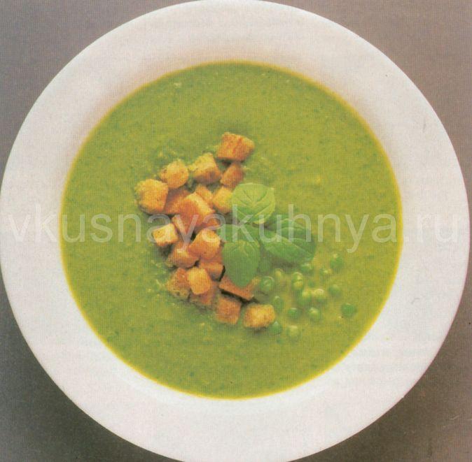 Рецепт горохового супа замороженный горох
