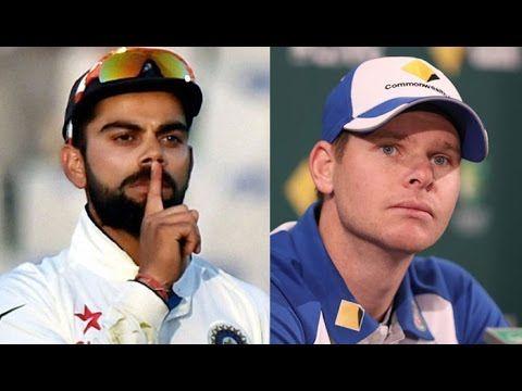 Virat Kohli and Steve Smith to hold talks ahead of third India Australia...