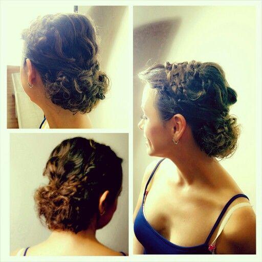 Hairstyle by Fernando Piñeres Portada Peluqueria - Cartagena - colombia. Instagram ferpiher