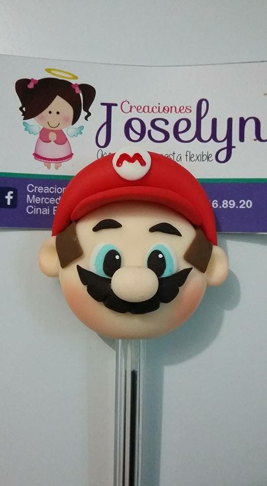 Mario Bros porcelana fría
