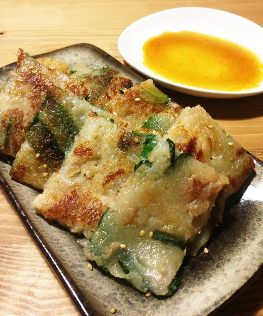 モチッ♡簡単‼じゃがいもチヂミ♡お弁当に by シンドリー♡ [クックパッド] 簡単おいしいみんなのレシピが214万品