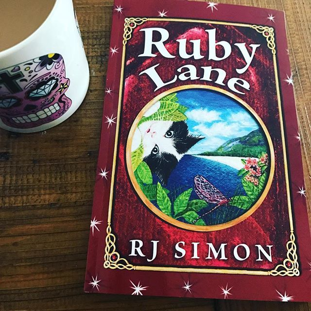 Our friend RJ Simon has had her first Book published ! Excitement for us we have a copy to read   Find her Page on Facebook. #quirky #bookworm #booksofinstagram #booklover #published #colour #cat #beautiful #adventureawaits #facebook