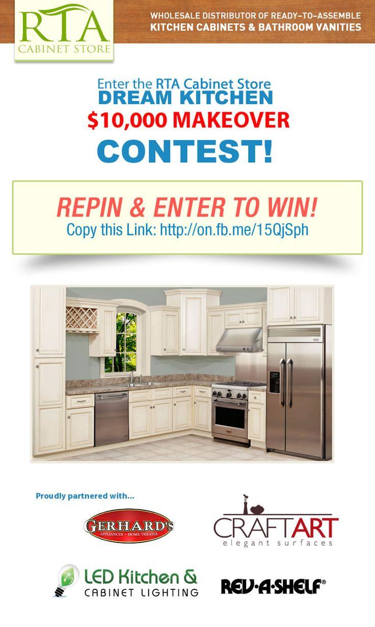 10000 kitchen makeover contest is under way