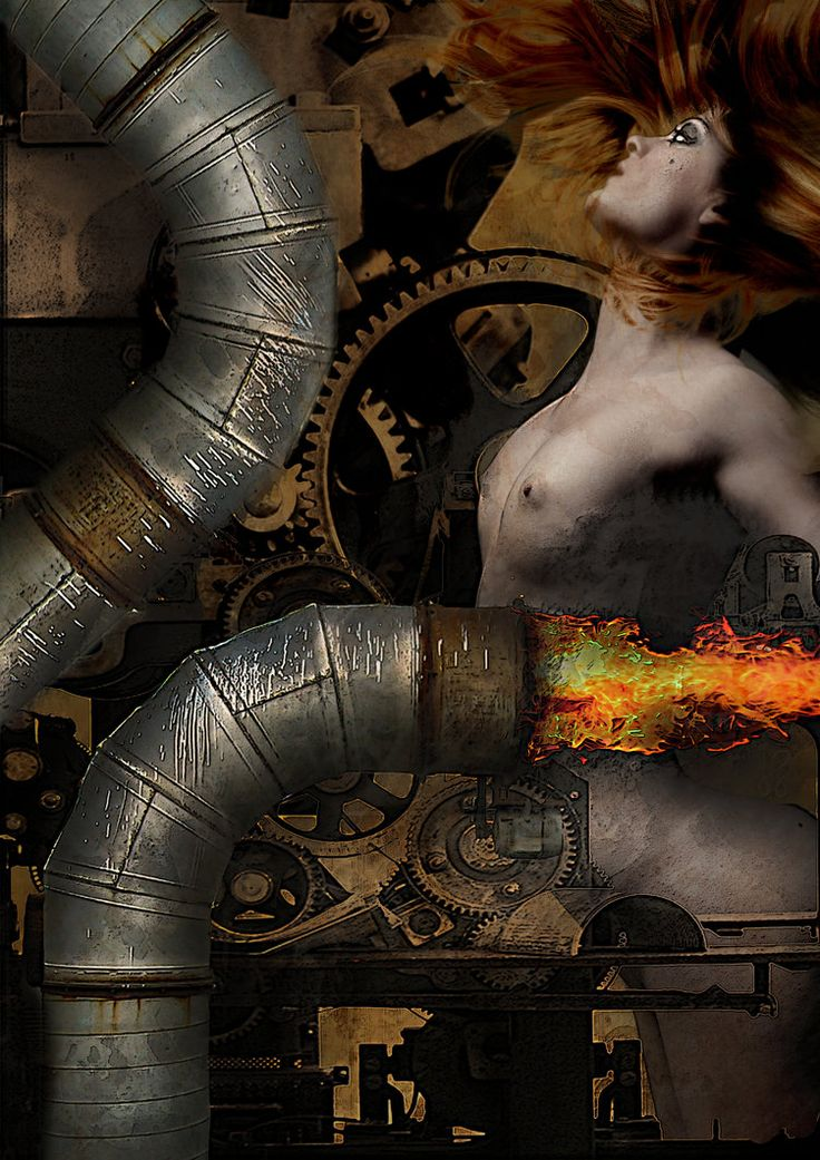 Industrial Fire - 2013 by shamanau on DeviantArt