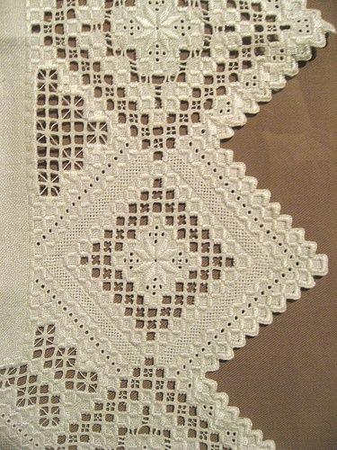 Norwegian Hardanger | Hardanger Embroidery - Vesterheim Norwegian-American ... | Hardanger